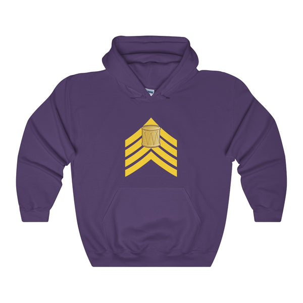 Drum Major | Unisex Heavy Blend Hooded Sweatshirt