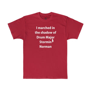 In the Shadow of Stormin' Norman | Men's Tagless Tee