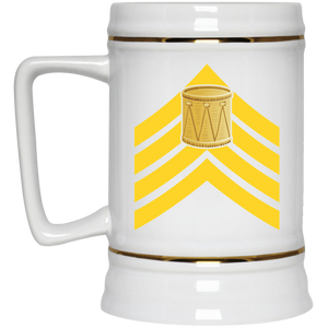 Drum Major Beer Stein 22oz.
