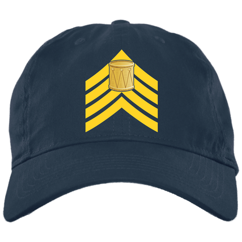 Drum Major Embroidered Cap