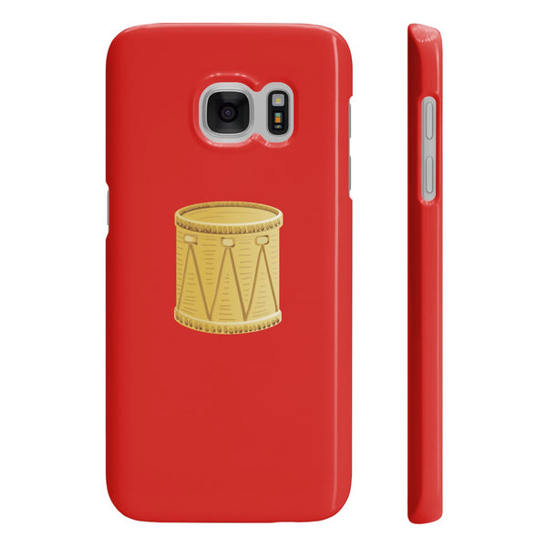 Drummer - Budget Slim Phone Cases