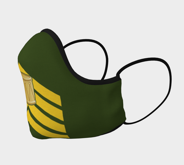 Army Drum Major Non-Medical Face Covering
