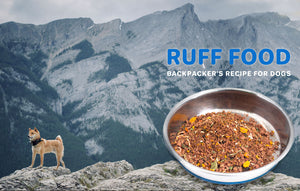 What is RUFF FOOD?