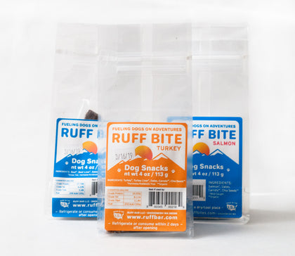RUFF BITE packages