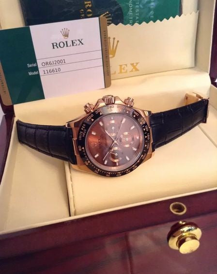 Rolex Daytona Luxury Men's Watch