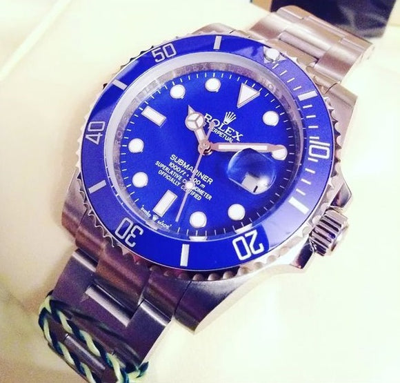 Rolex Submariner Luxury Men's Watch