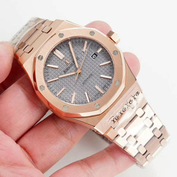Audemars Piguet Royal Oak Selfwinding Gold Luxury Men`s Watch