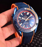 Omega Seamaster Automatic Blue Dial Men's Watch - My Watch Land