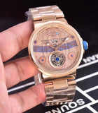 Ulysse Nardin Marine Grand Deck Tourbillon Gold - My Watch Land