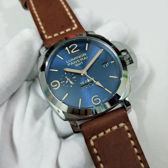 Panerai Luminor 1950 GMT 10-Days Boutique Edition PAM 689 Luxury Men Watch