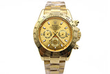Rolex Perpetual Oyster Perpetual Daytona Gold Men`s Watch