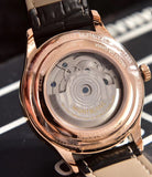 Montblanc Heritage Chronometrie Gold Case 42 mm Mechanical Men`s Luxury Watch - My Watch Land
