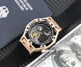 Hublot Techframe Ferrari Tourbillon Chronograph Carbon Limited Edition Men's Watch - My Watch Land