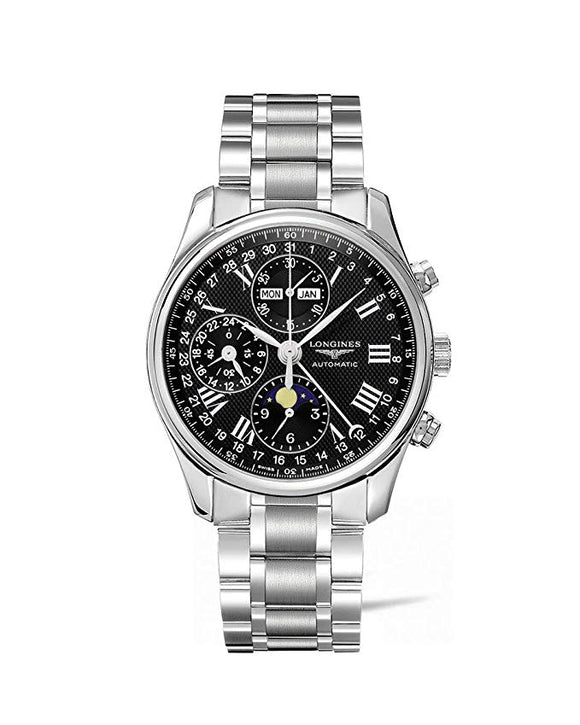 Longines Master Collection Automatic Chronograph L26734786 Luxury Men's Watch