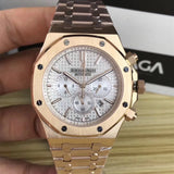 Audemars Piguet ROYAL OAK Gold Case Automatic Men's Watch - My Watch Land