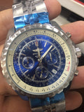 Breitling Navitimer Chronograph Quartz 46 mm Luxury Men's Watch - My Watch Land