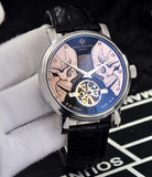 Patek Philippe Classic Special Skull Edition Tourbillon 42 mm Mechanical Self-Wind  Luxury Men's Watch - My Watch Land