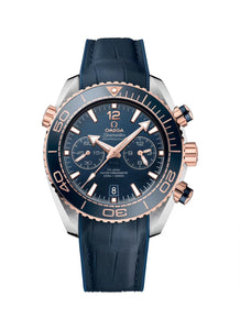 Omega Seamaster Professional Chronometer Silver With Rubber Band  44 mm Quartz Men`s Watch - My Watch Land