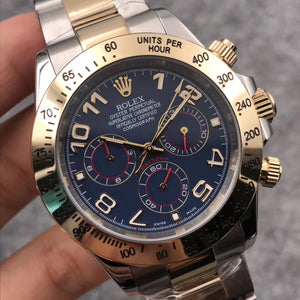 Rolex Daytona Gold Men`s Luxury Watch