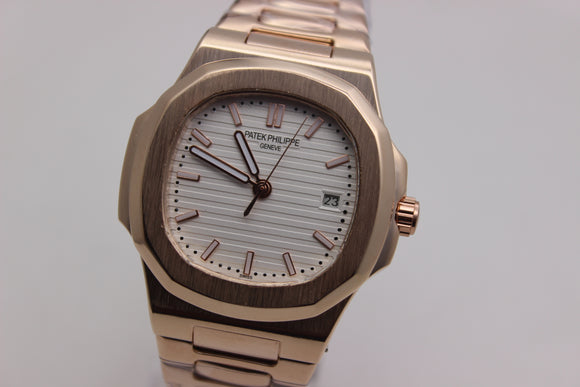 Patek Philippe Nautilus Gold Men`s Watch