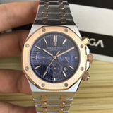 Audemars Piguet ROYAL OAK  Silver/Gold Case Automatic Men's Watch - My Watch Land
