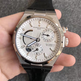 Vacheron Constantin Automatic Antimagnetic White Dial Luxury Men Watch