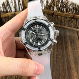 Hublot Big Bang Unico Diamonds White Luxury Men Watch
