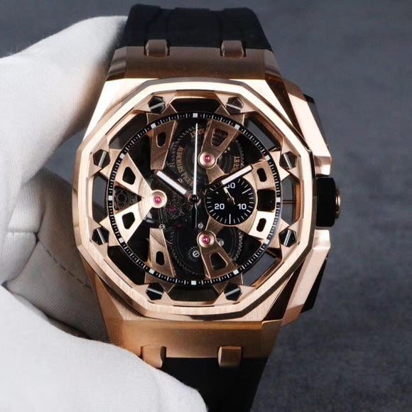 Audemars Piguet Royal Oak Offshore 25th Anniversary Edition Gold Luxury Men Watch