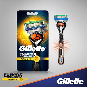 Gillette Fusion5™ ProGlide Power Men's Razor Blade Refills Pack of 8 - Nieboo