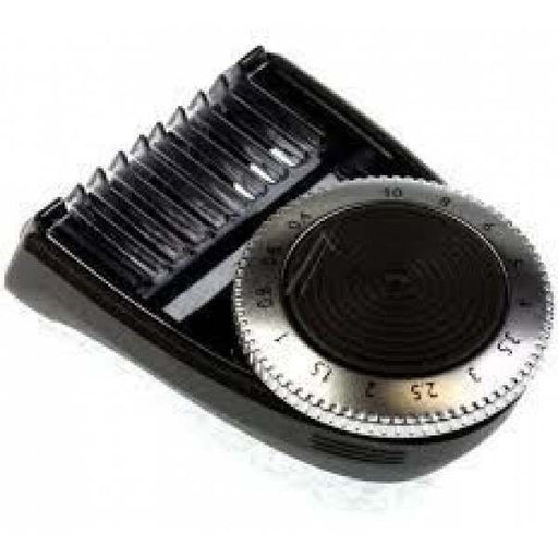 Adjustable Precision Back Pack Beard Comb 0.4-10mm For Philips Oneblade Shaver - Nieboo