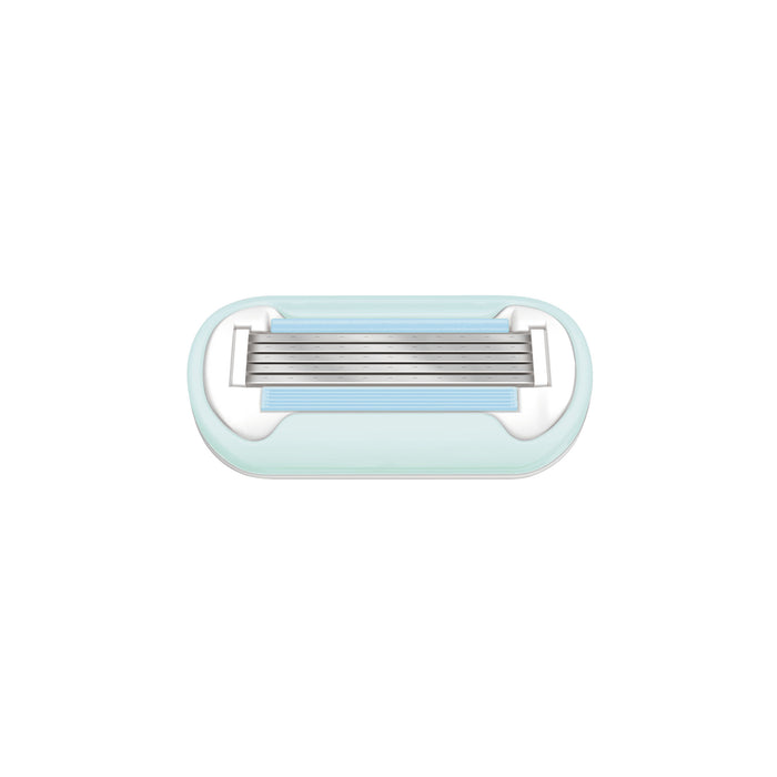 Gillette Venus Embrace Sensitive Women's Razor Blade Refills Pack of 6 - Nieboo