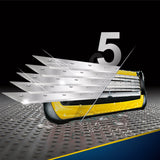 Gillette 81631500 Fusion Proshield pack of 3 Blades with Razor
