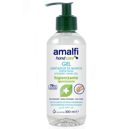 JERSEY ONLY - Amalfi Hands Cleansing Gel 300ml - Nieboo