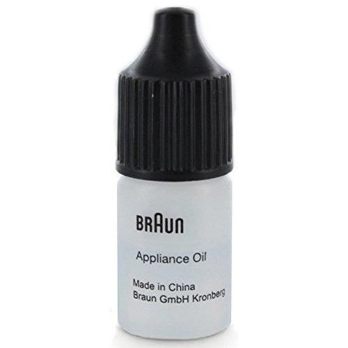 Braun 2000 Series 20S  Shaver Replacement Foil and Cutter Pack with Braun Oil and Cleaning Brush - Nieboo