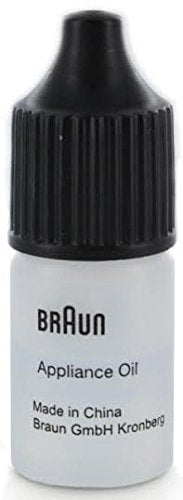 Braun Series 3 31S Shaver Replacement Foil and Cutter Pack with Braun Oil and Cleaning Brush - Nieboo