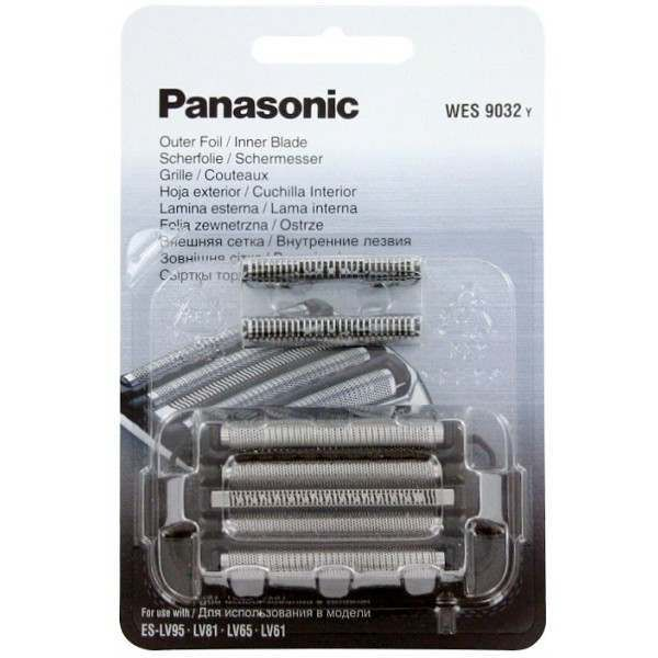 Panasonic WES9032 Replacement Foil & Blade Combo for 5-Blade Shaver - Nieboo