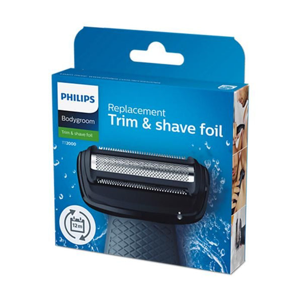 Philips TT2000/51 Replacement Foil Head For Philips BodyGroom Shaver Range