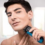 Braun Series 3 32B Shaver Replacement Foil and Cutter Pack with Braun Oil and Cleaning Brush - Nieboo