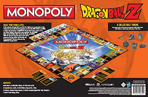 MONOPOLY Dragon Ball Z - Nieboo