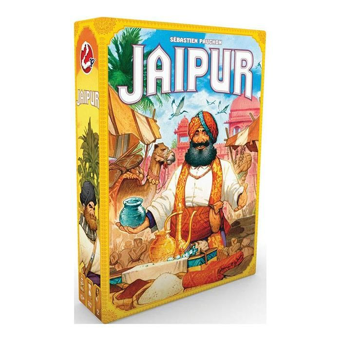 Space Cowboys Jaipur Card Game New Edition