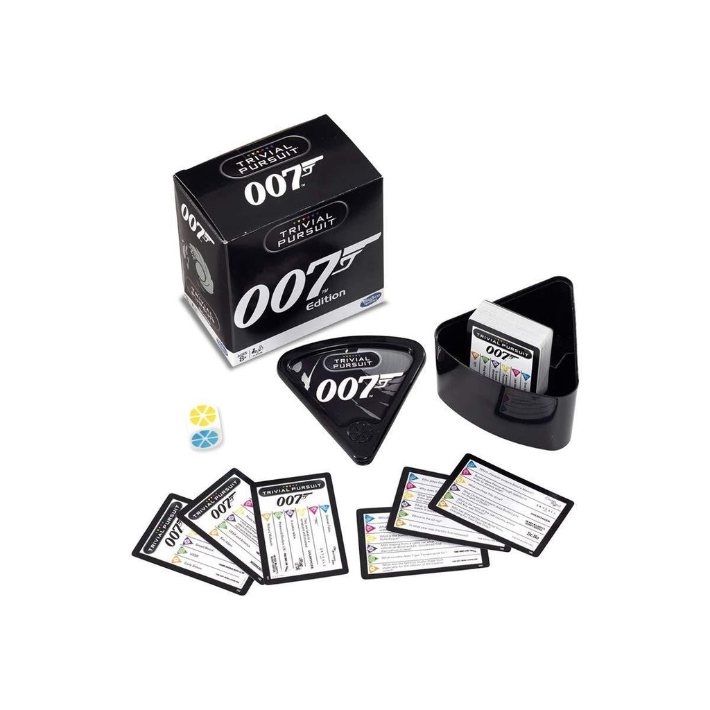 James Bond 007 Trivial Pursuit Game - Nieboo