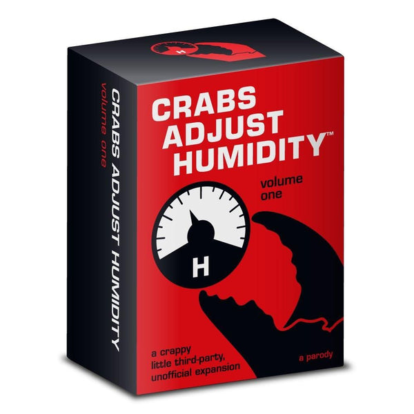 Crabs Adjust Humidity - Vol One - Nieboo