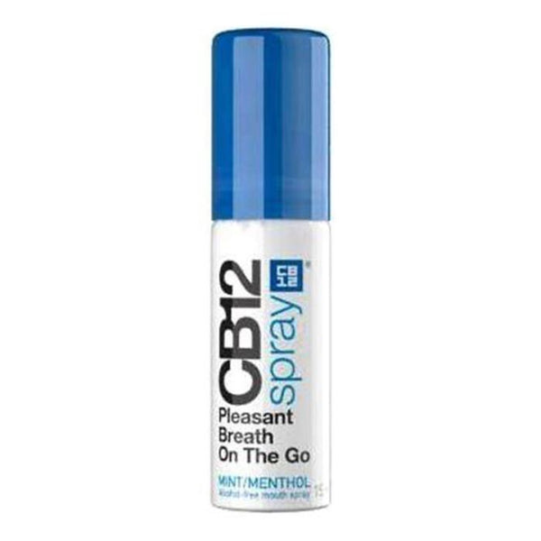 CB12 Instant Fresh Breath Spray Mint 15ml