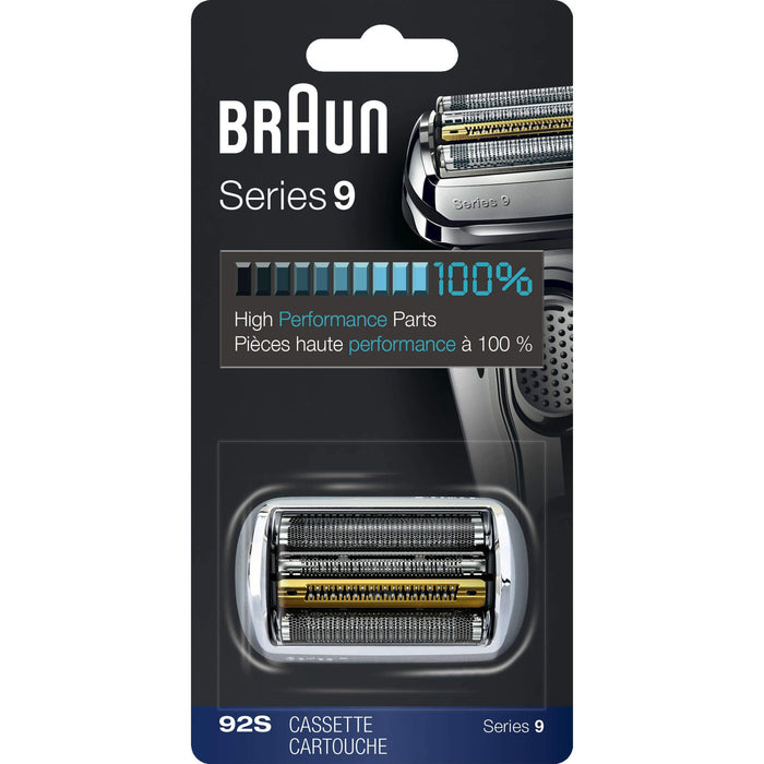 Braun Series 9 92S Foil & Cutter Replacement Head - Nieboo