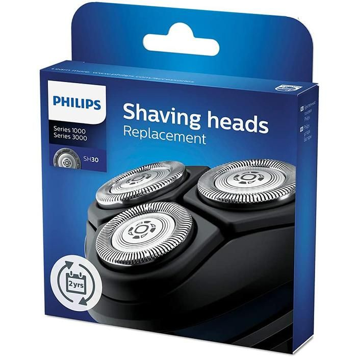Philips SH30/50 Replacement Blades for Series 1000/3000 Electric Shavers