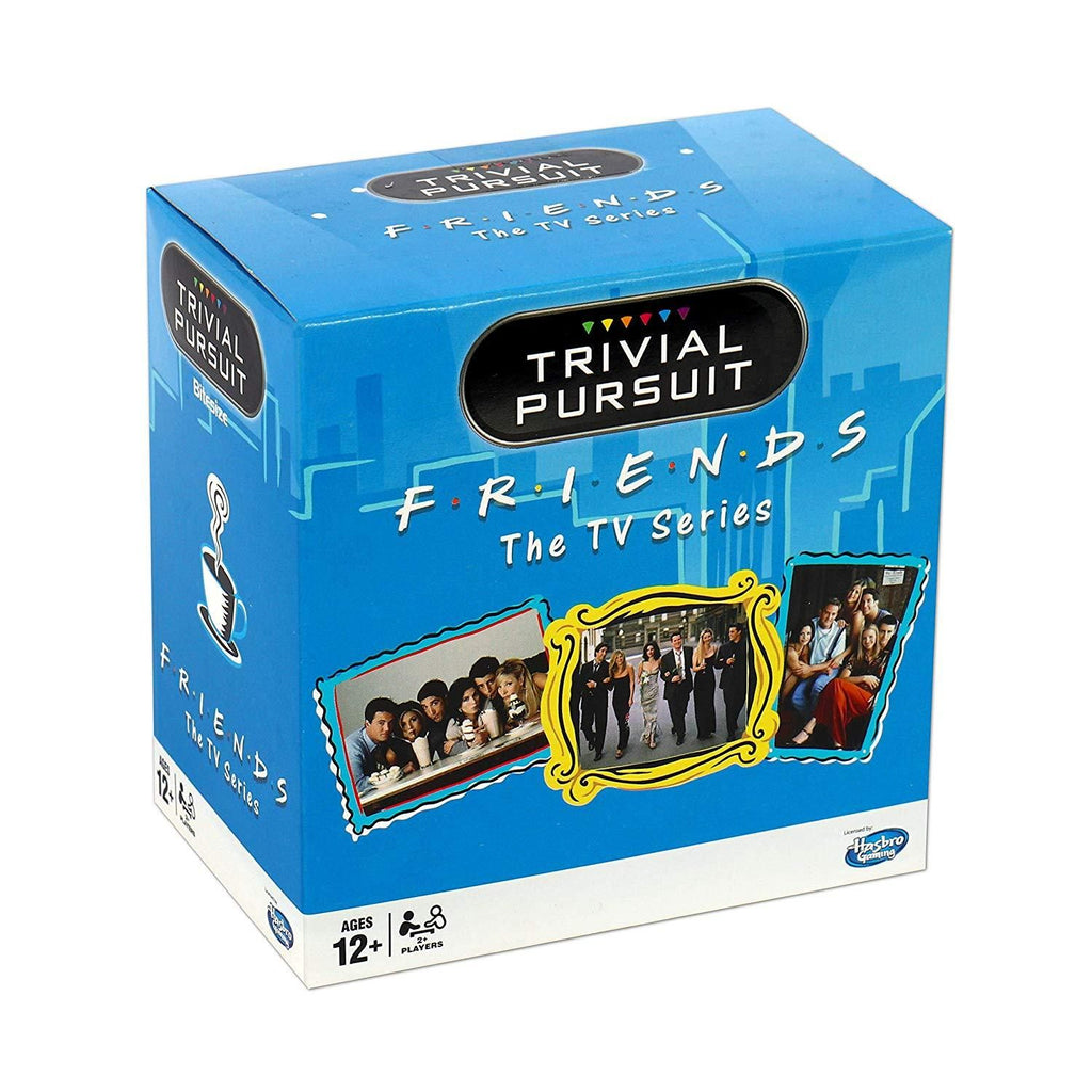 Friends Trivial Pursuit Quiz Game - Bite-size Edition - Nieboo