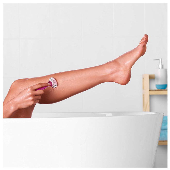 Gillette Venus Spa Breeze 4 Blades Pack - Nieboo