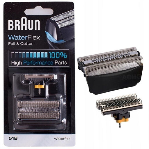 Braun 51B 8000 Series 360 Complete Foil and Cutter Pack