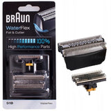 Braun 51B 8000 Series 360 Complete Foil and Cutter Pack - Nieboo