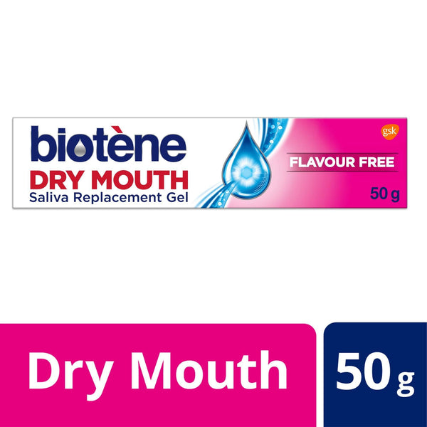 Biotene Dry Mouth Oral balance Saliva Replacement Gel 50g